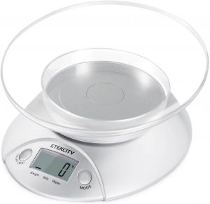 Etekcity Digital Kitchen Food Scale