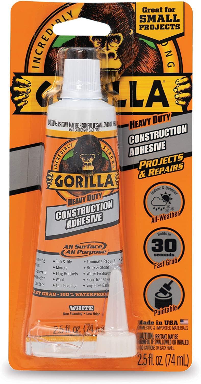 Gorilla Glue For Car Side Mirror