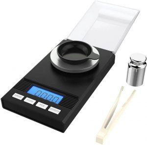 Homgeek Digital Milligram pocket scale