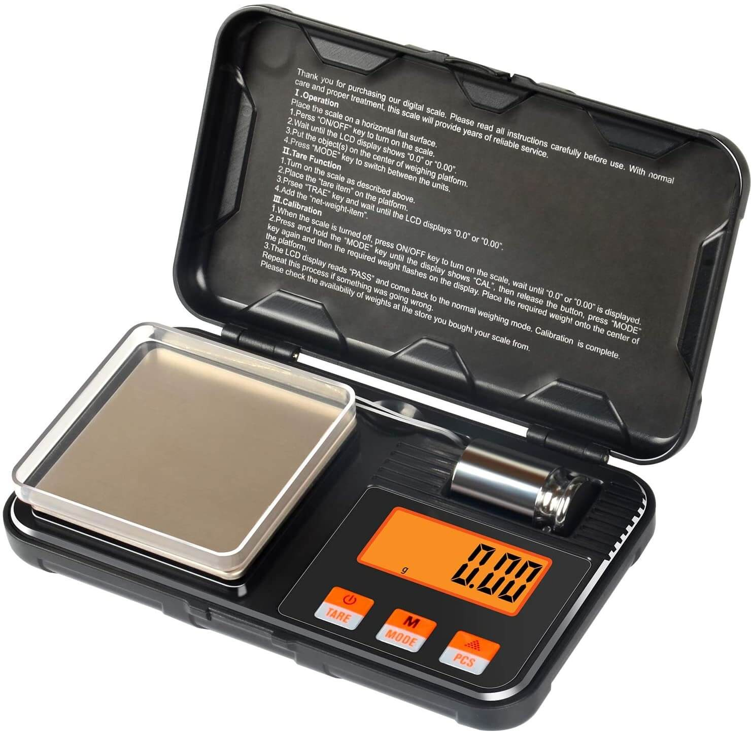 Lan Sheng Mechanical Powder Scale
