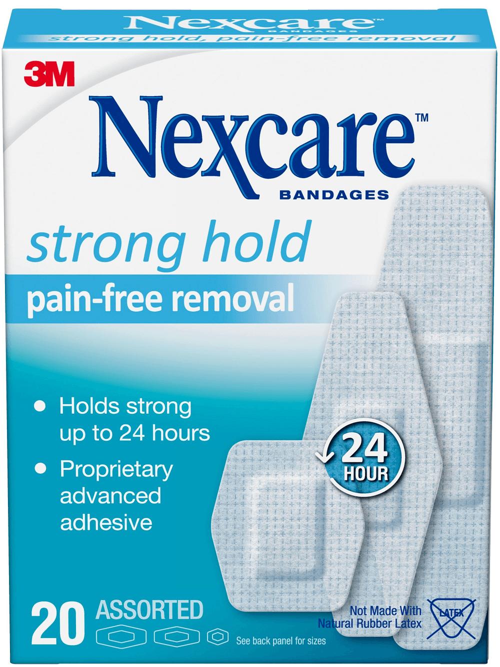 Nexcare Bandages for Sensitive Skin