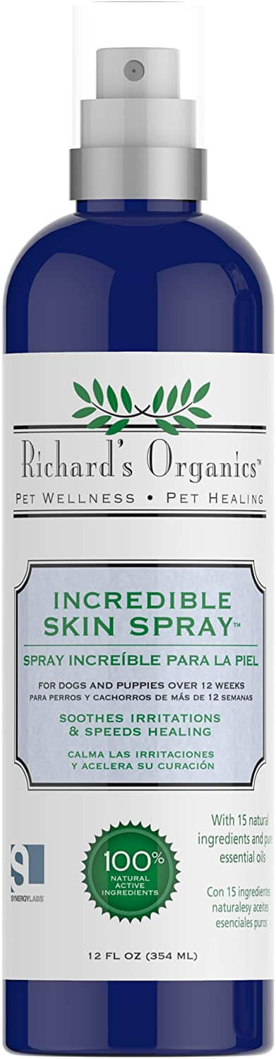 Richard's Organics for Dog Anti Itch Spray