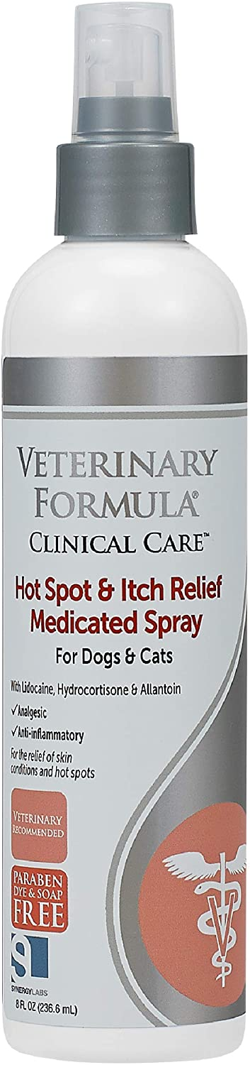Veterinary Formula Clinical Care Hot Spot