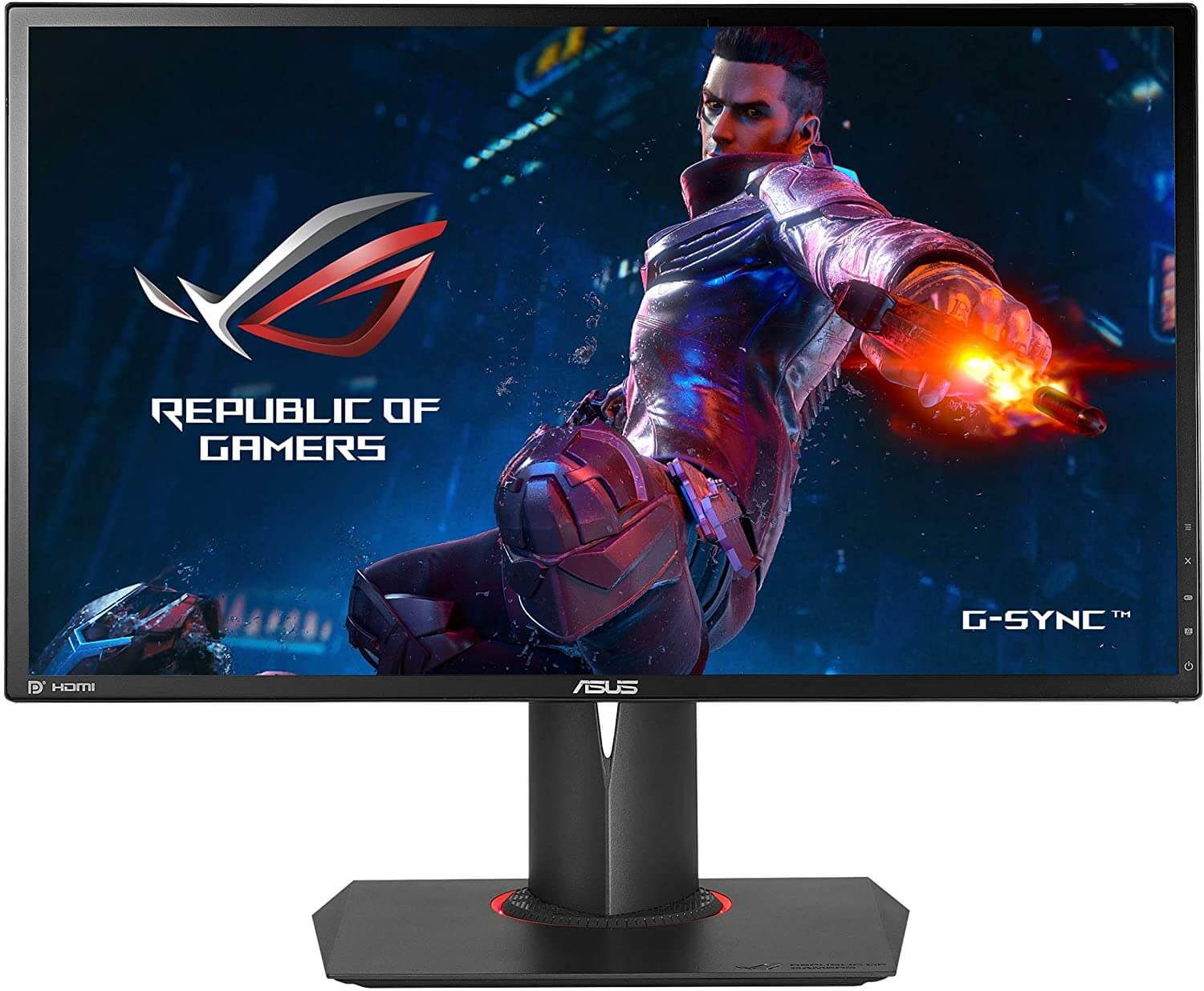 ASUS ROG Monitor for WoW