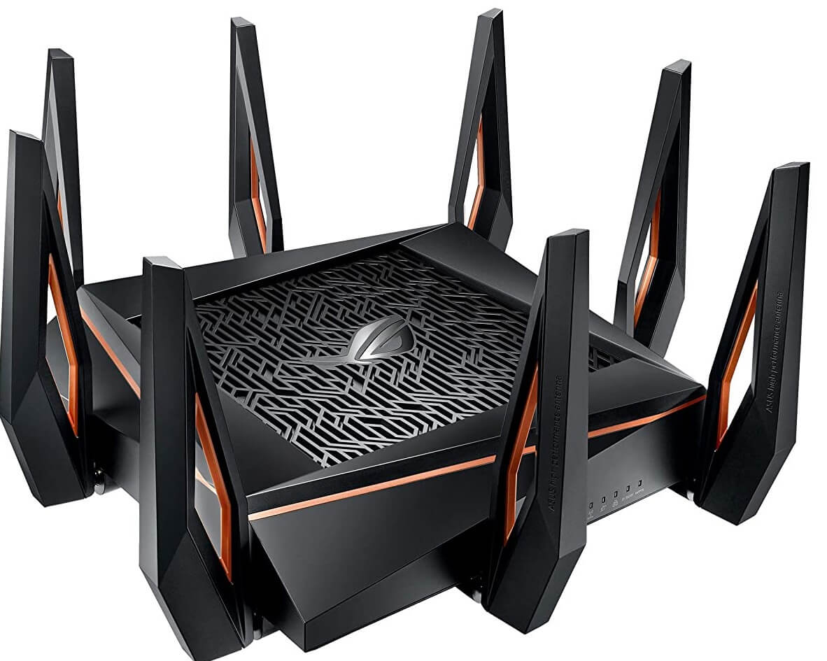 ASUS Router for Multiple Xbox Ones