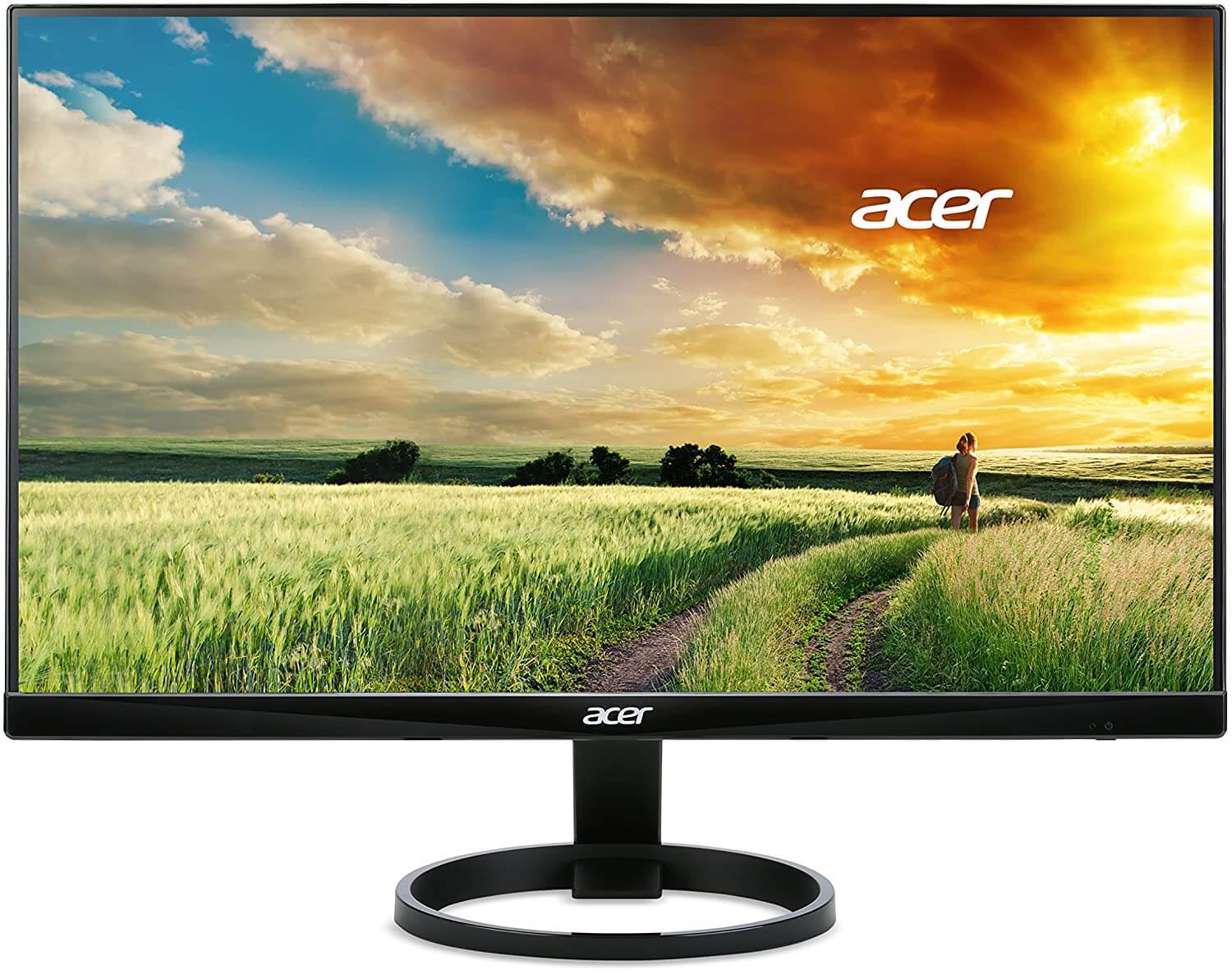 Acer IPS Glossy Monitor