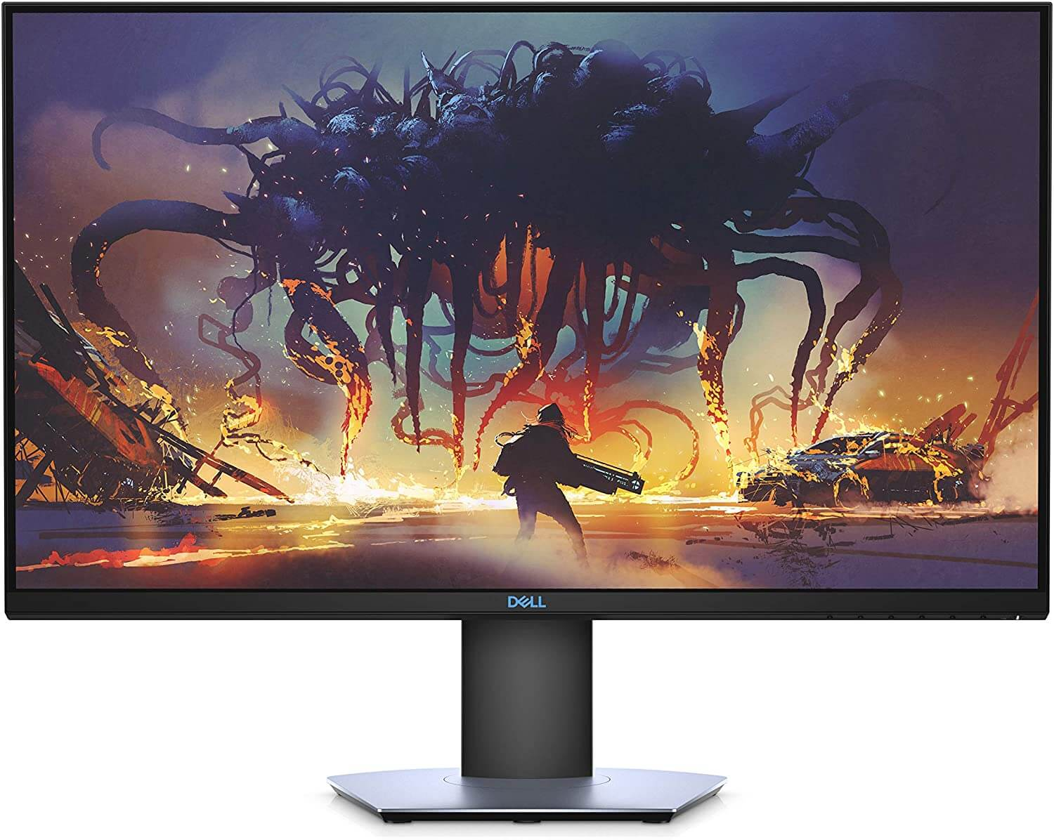 Dell S-Series Monitor for WoW