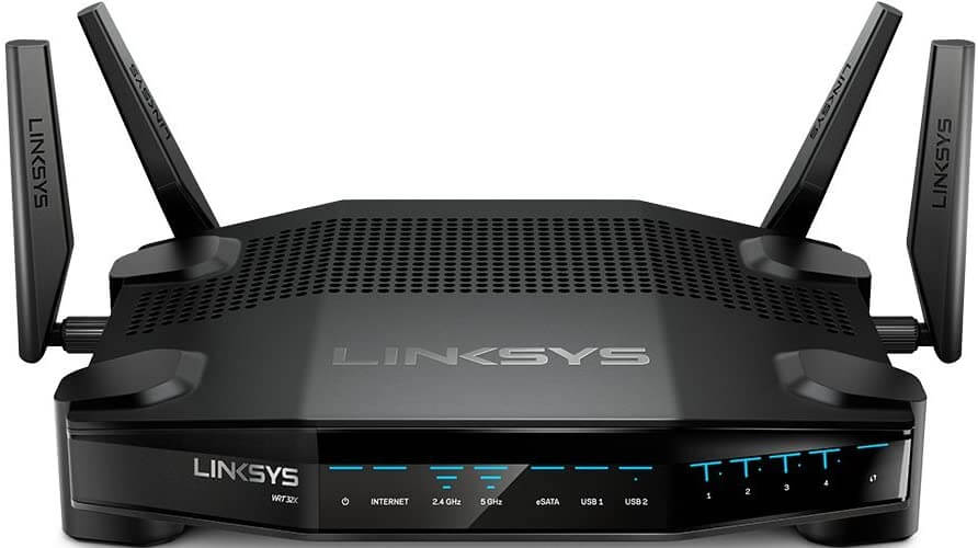 Linksys Router for Multiple Xbox Ones