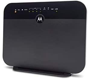 MOTOROLA DSL modem for Windstream