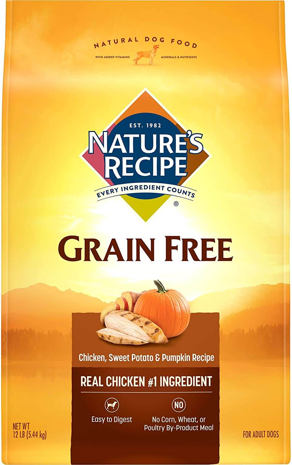 Nature's Recipe Dog Food for IBD