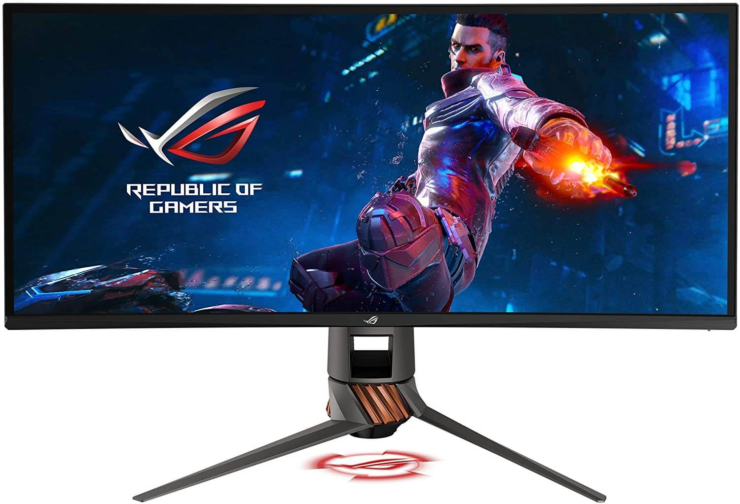 Acer ROG Curved Gaming Monitor