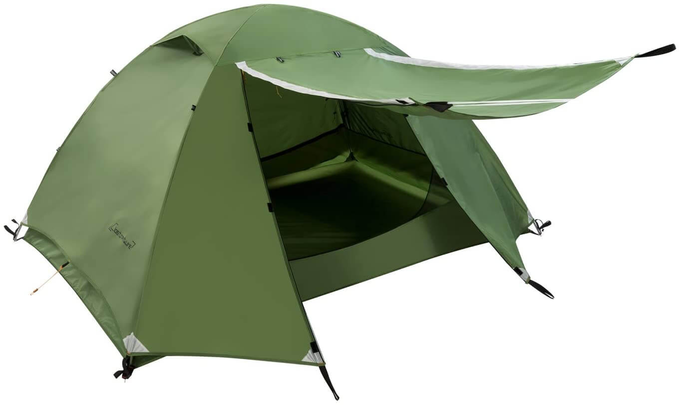 Clostnature Lightweight Tent for Boy Scouts