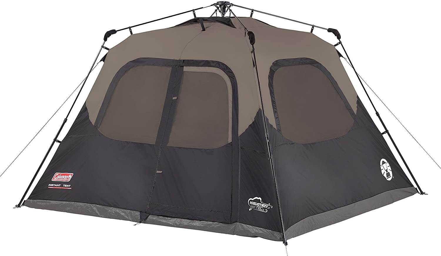 Coleman Cabin Tent for Boy Scouts