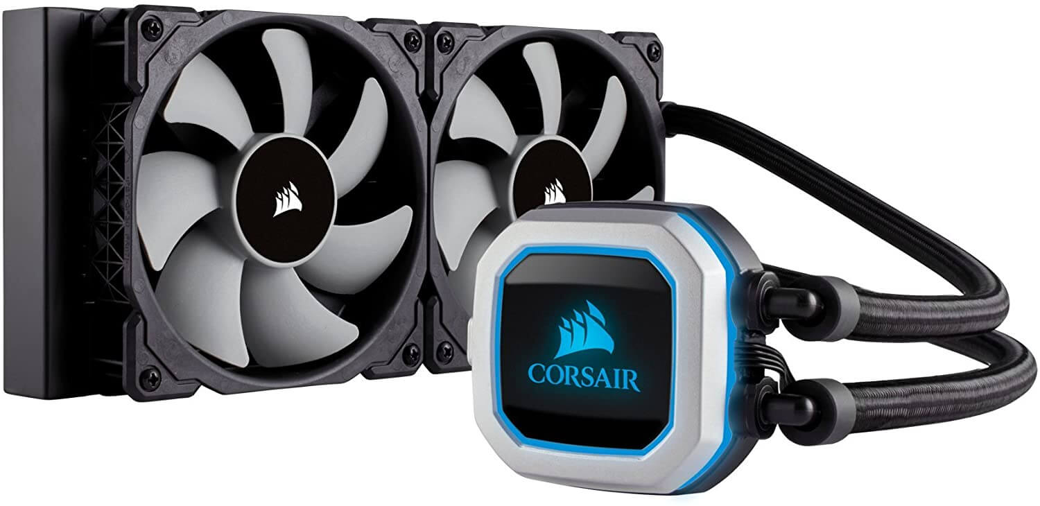 Corsair Hydro AIO Liquid CPU Cooler