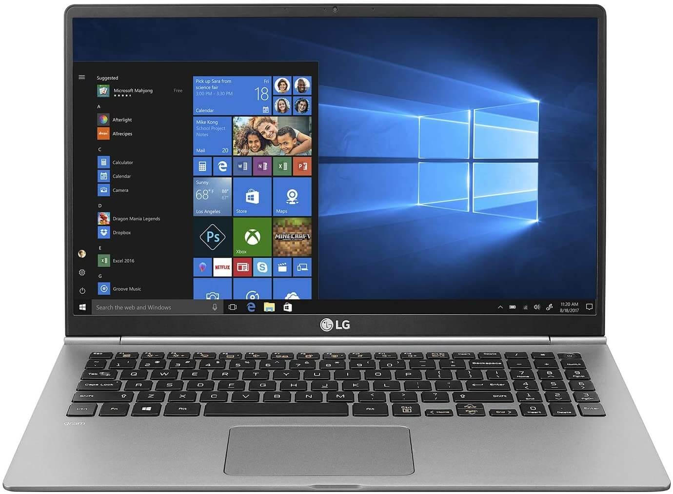 LG Gram Laptop for Dental School