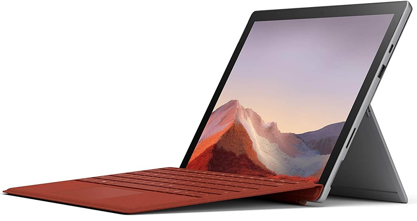 Microsoft Surface Pro for Dental School