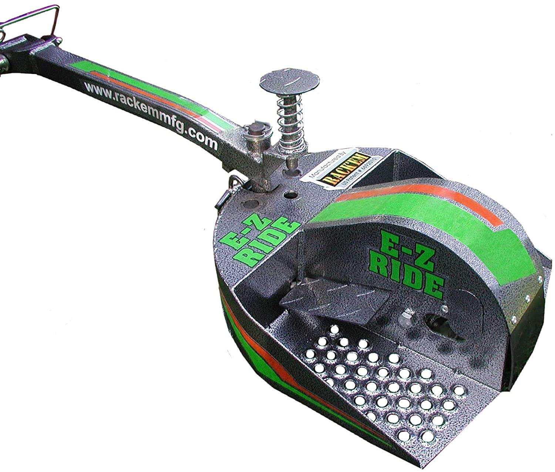 Rack 'em E Z Ride Lawn Mower Sulky