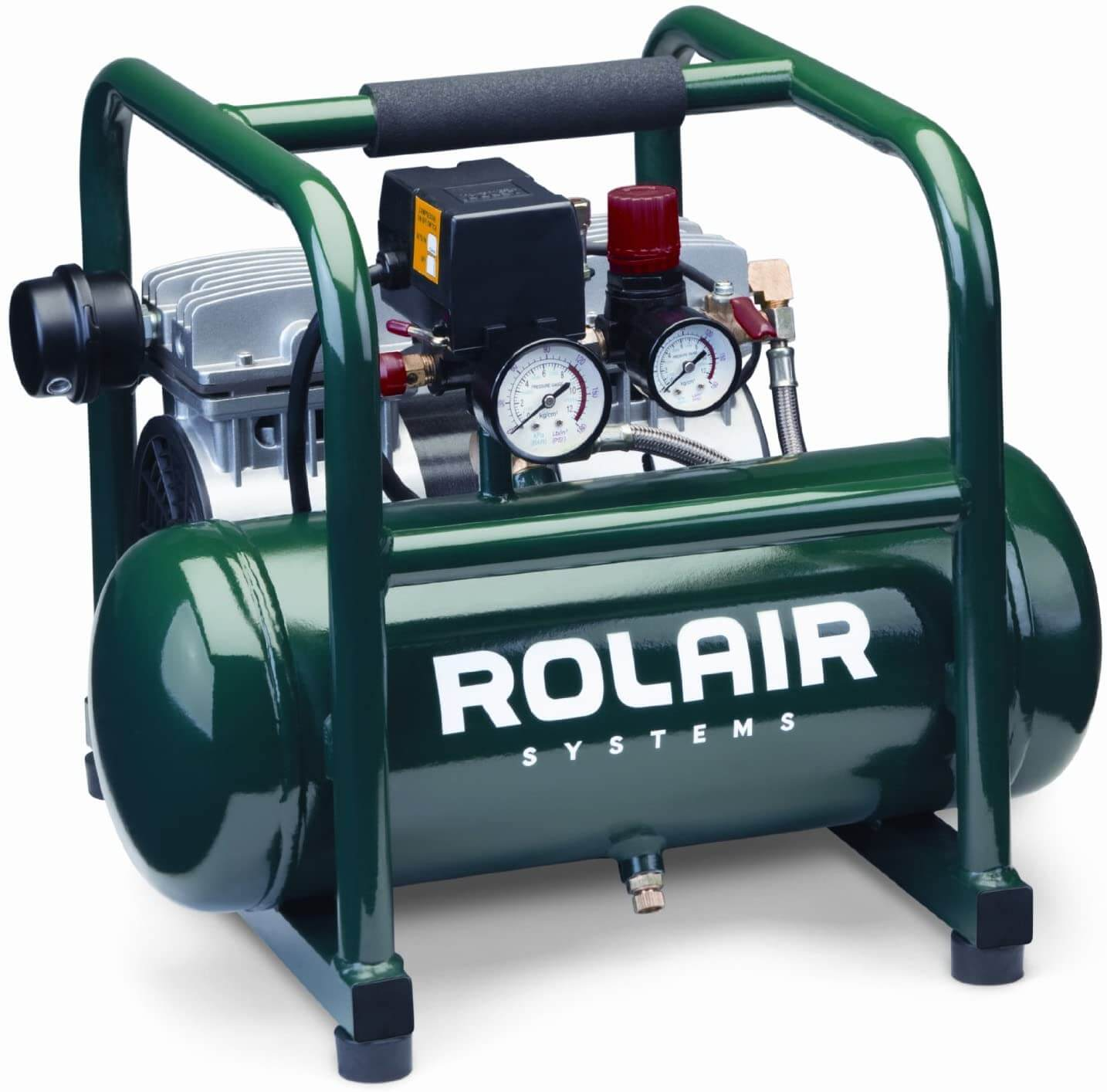 Rolair JC10 HP Air Compressor For HVLP