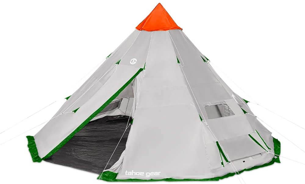 Tahoe Gear Tent for Burning Man