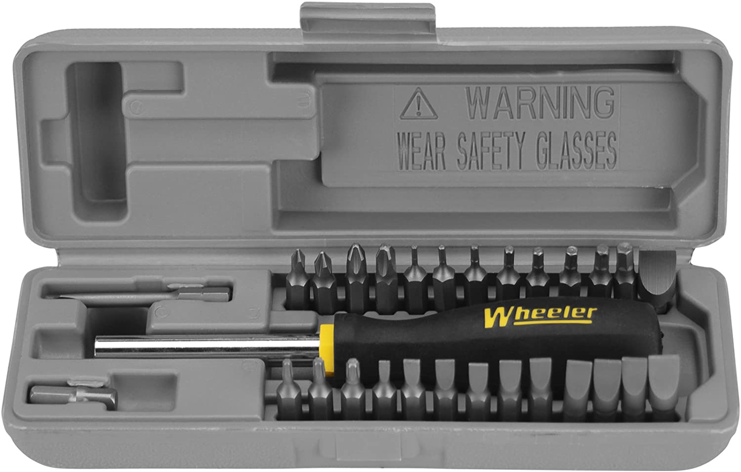 Wheeler Space Saver Gunsmithing Screwdriver