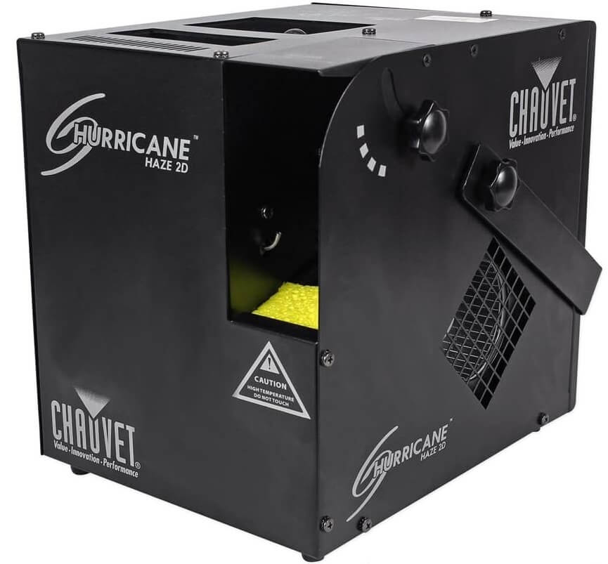 Chauvet 2D Hurricane Haze Machine