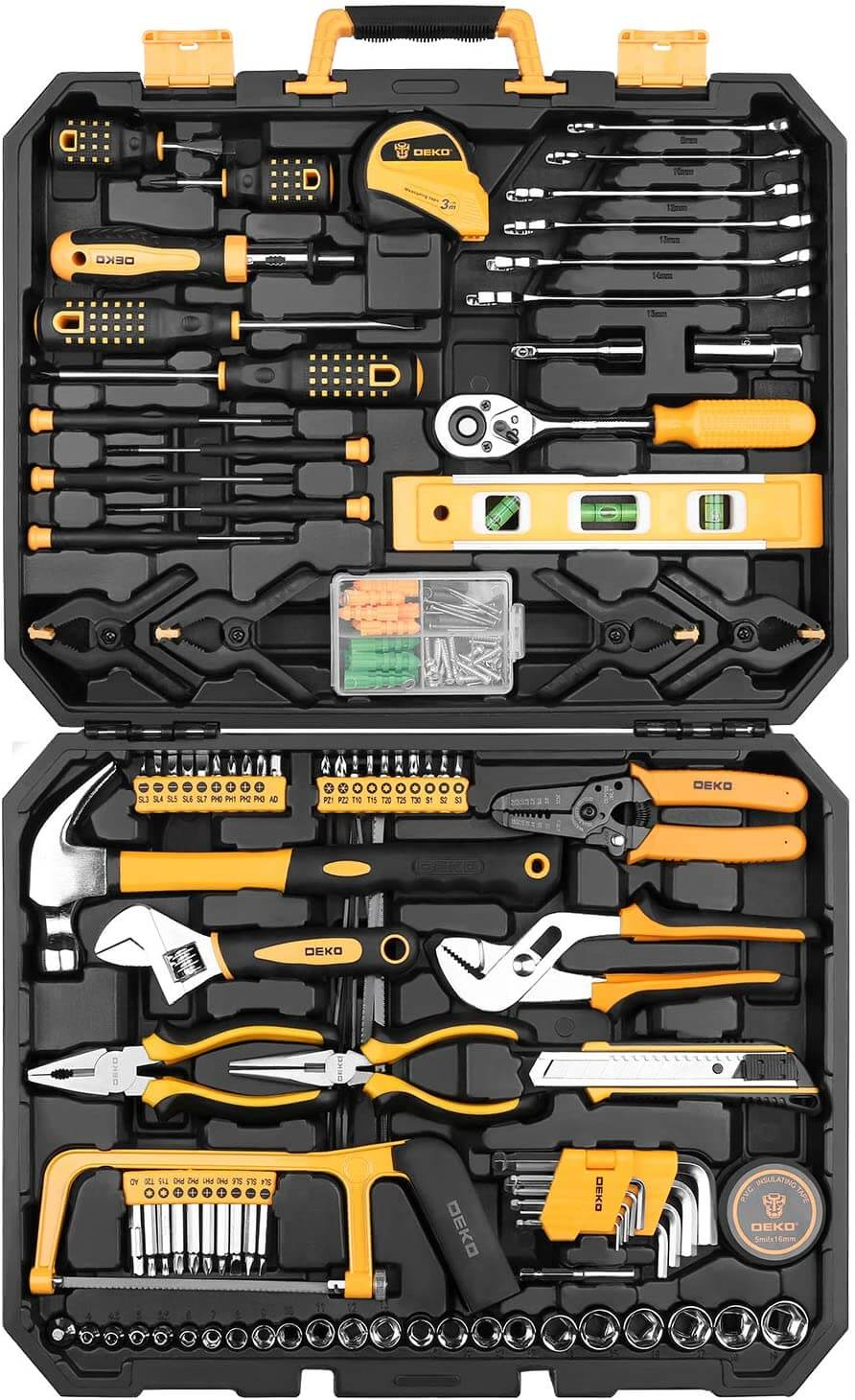 DEKOPRO Tool Sets for Boat Owners