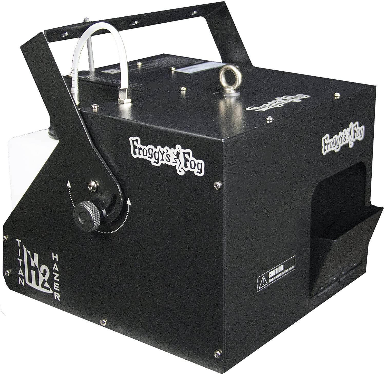 Froggys Fog Titan Hazer Machine