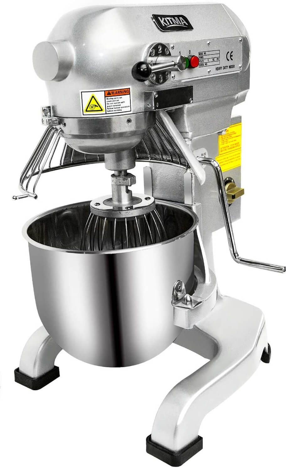 KITMA Commercial Food Mixer