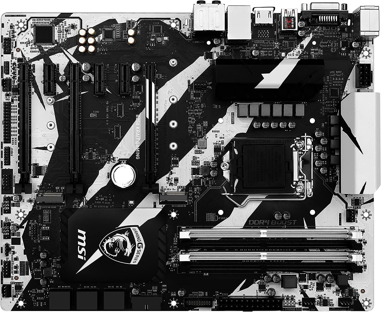 MSI Gaming Intel B250 Motherboard