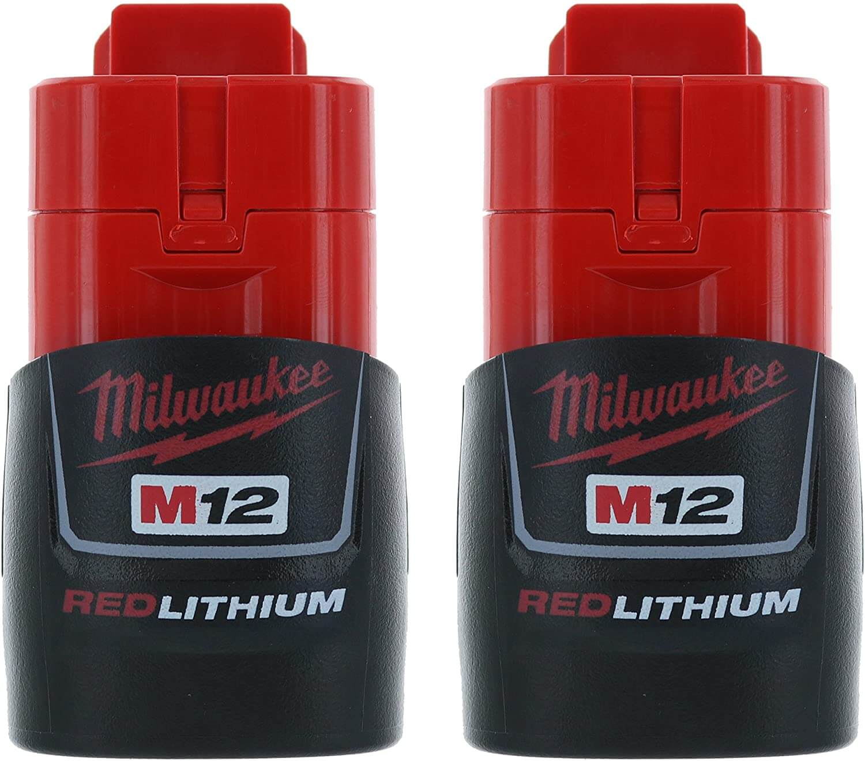 Milwaukee RED Li-ion Battery