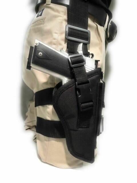 Nylon Tactical Leg Holster for PMR 30