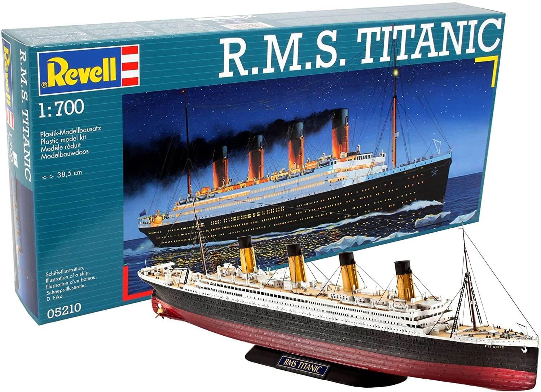 Revell of Germany Titanic Plastic Kit