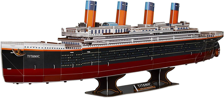 WISESTAR Titanic 3D Puzzle Model