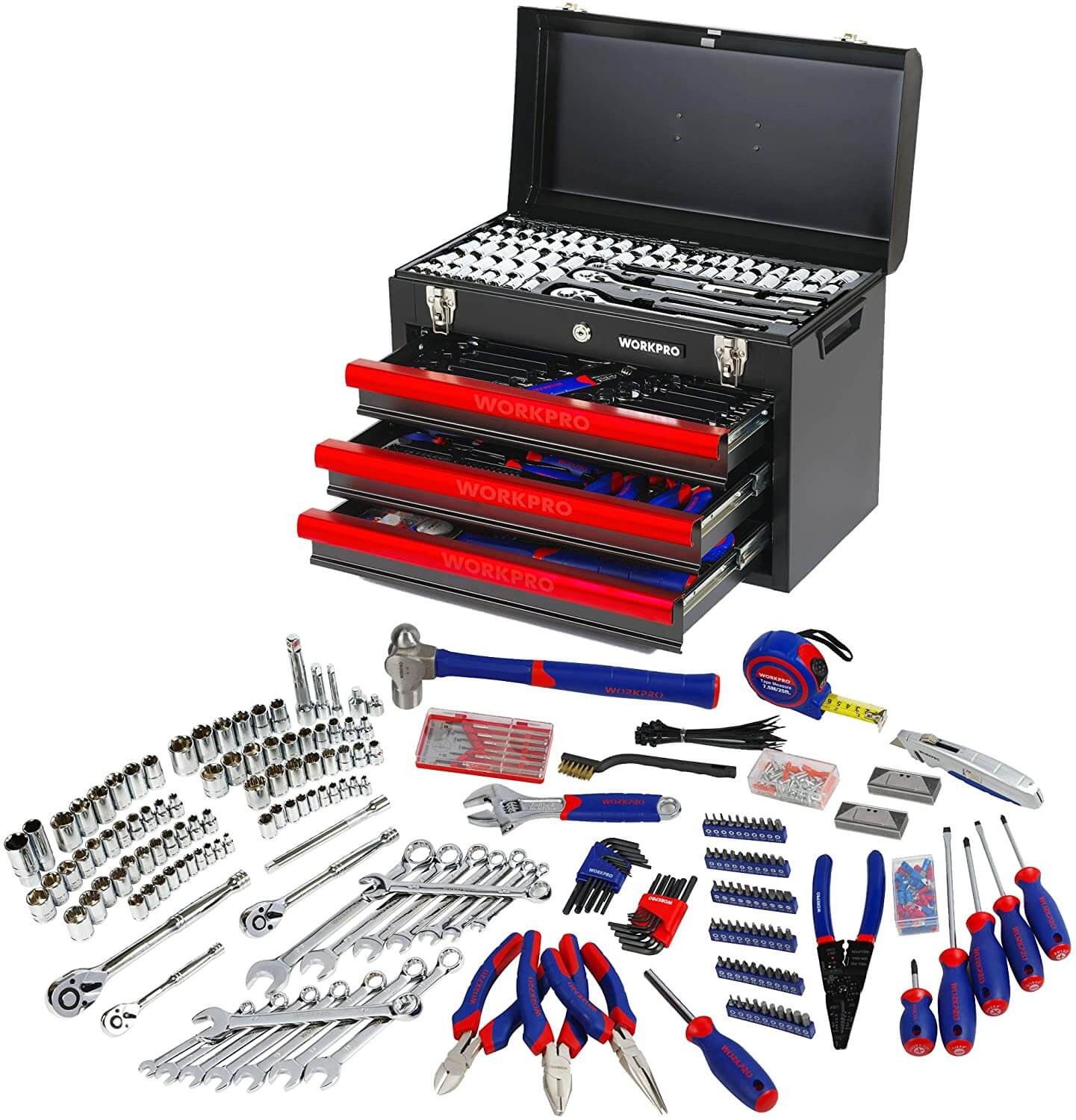 WORKPRO Tool Sets for Boat Owners