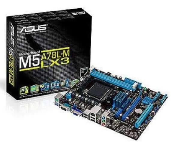 ASUS DDR3 AM3+ Motherboard