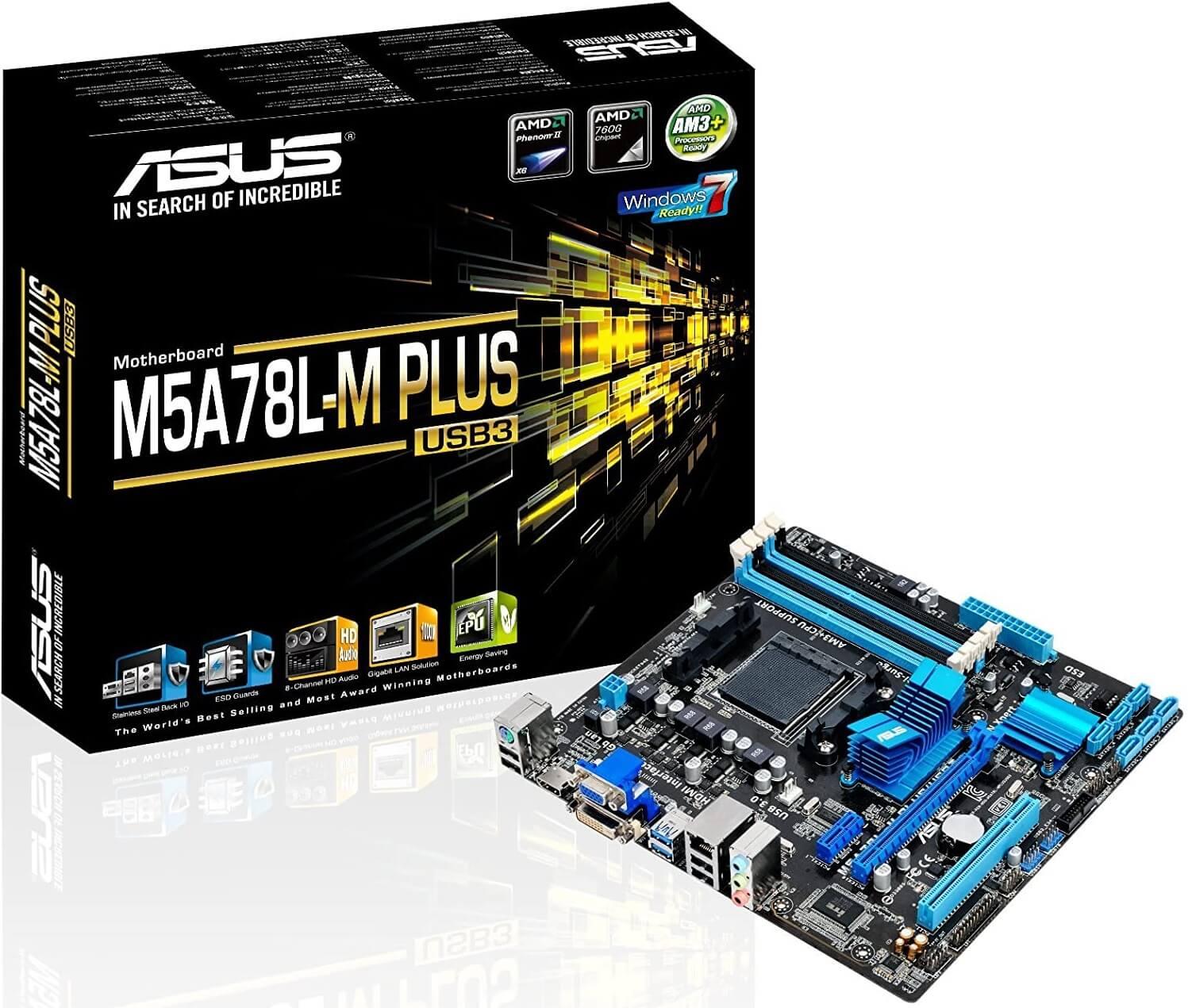 ASUS Motherboard for DDR3
