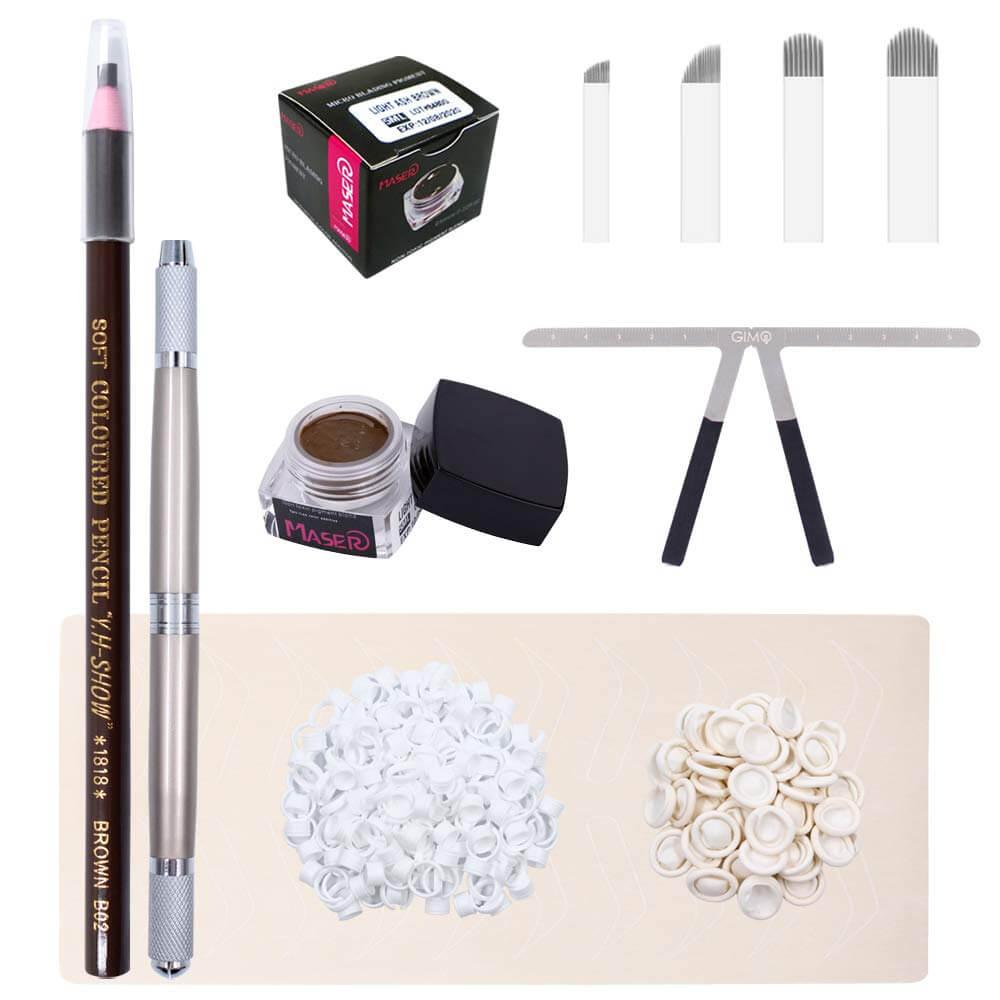 BIOMASER Microblading Manual Kit