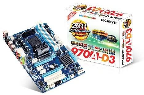 Gigabyte Motherboard for DDR3