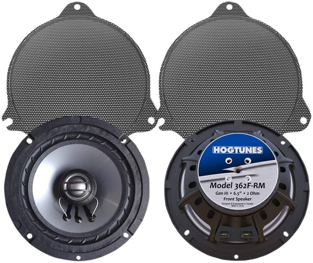 Hogtunes 362F-RM Front Speakers