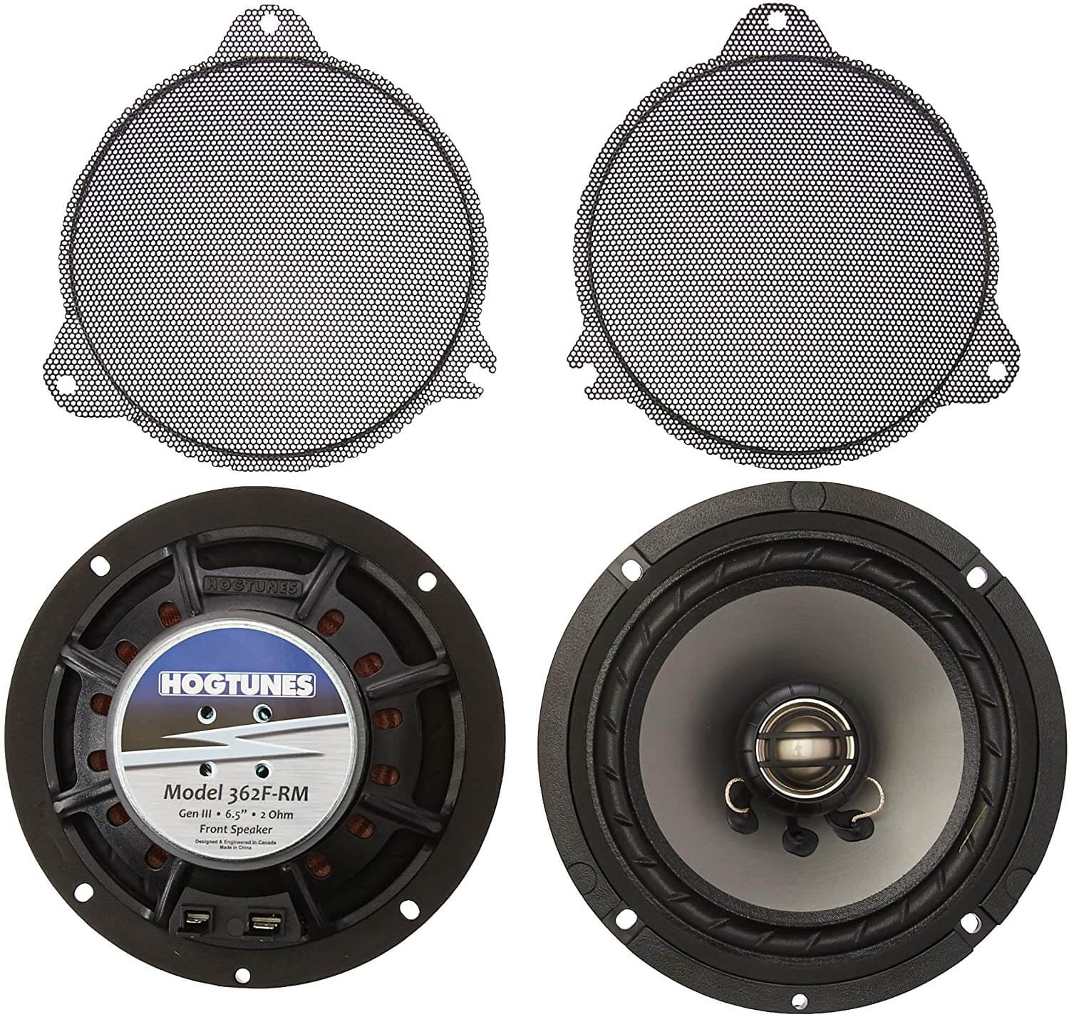 Hogtunes 6.5 Front Speakers