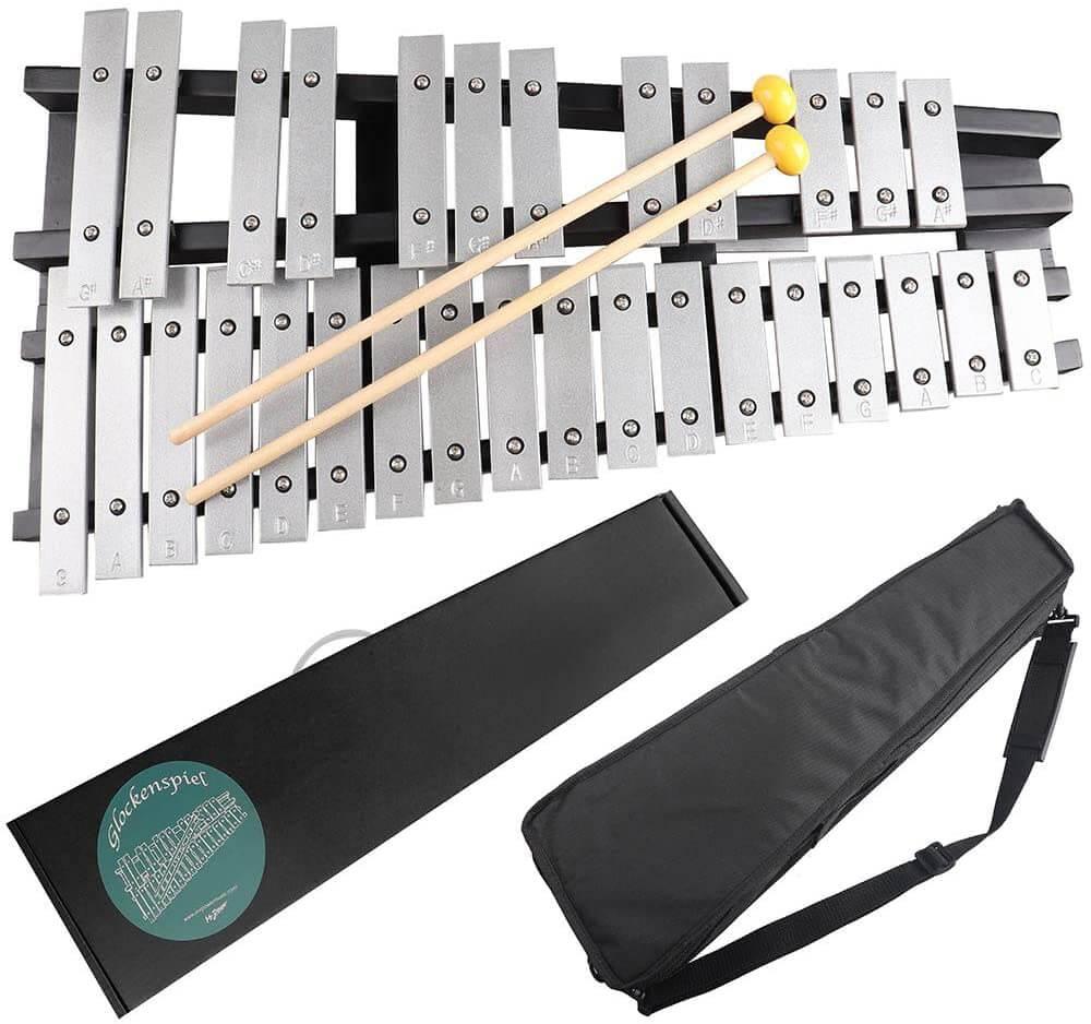 Mr. Power Foldable Glockenspiel