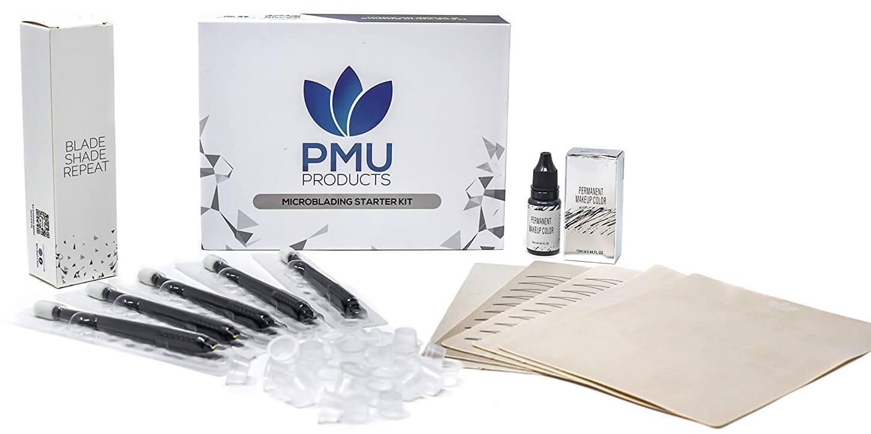 PMU Premium Starter Microblading Kit