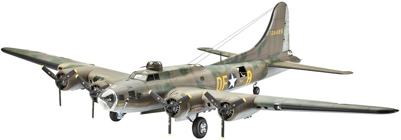 Revell of Germany B-17F Model Kit