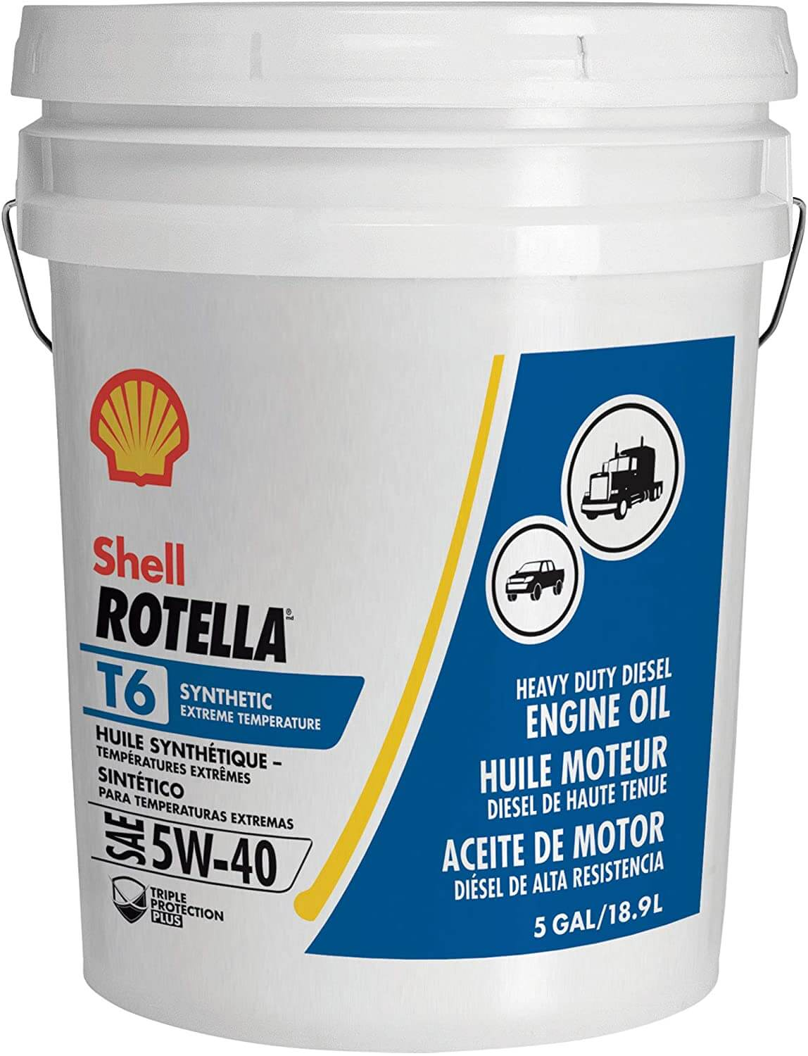 Shell Rotella Oil for 7.3 Powerstroke Diesel