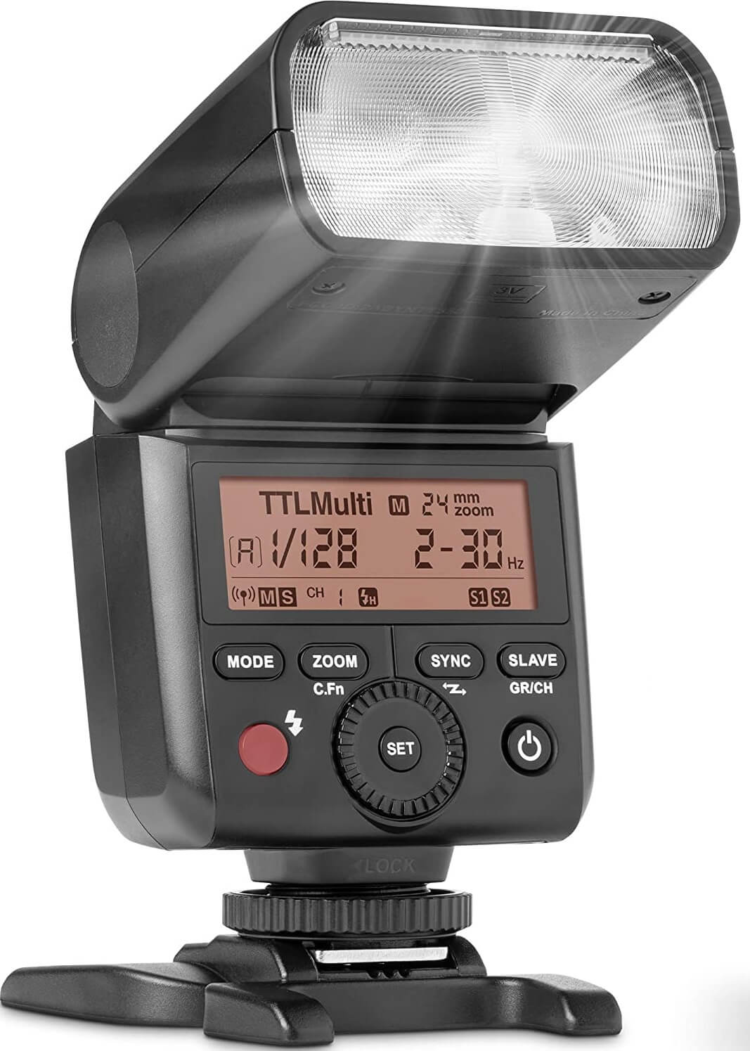 Altura Photo AP-305N Camera FlashLight