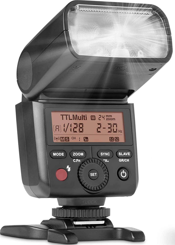 Altura Photo AP-305N Camera FlashLight