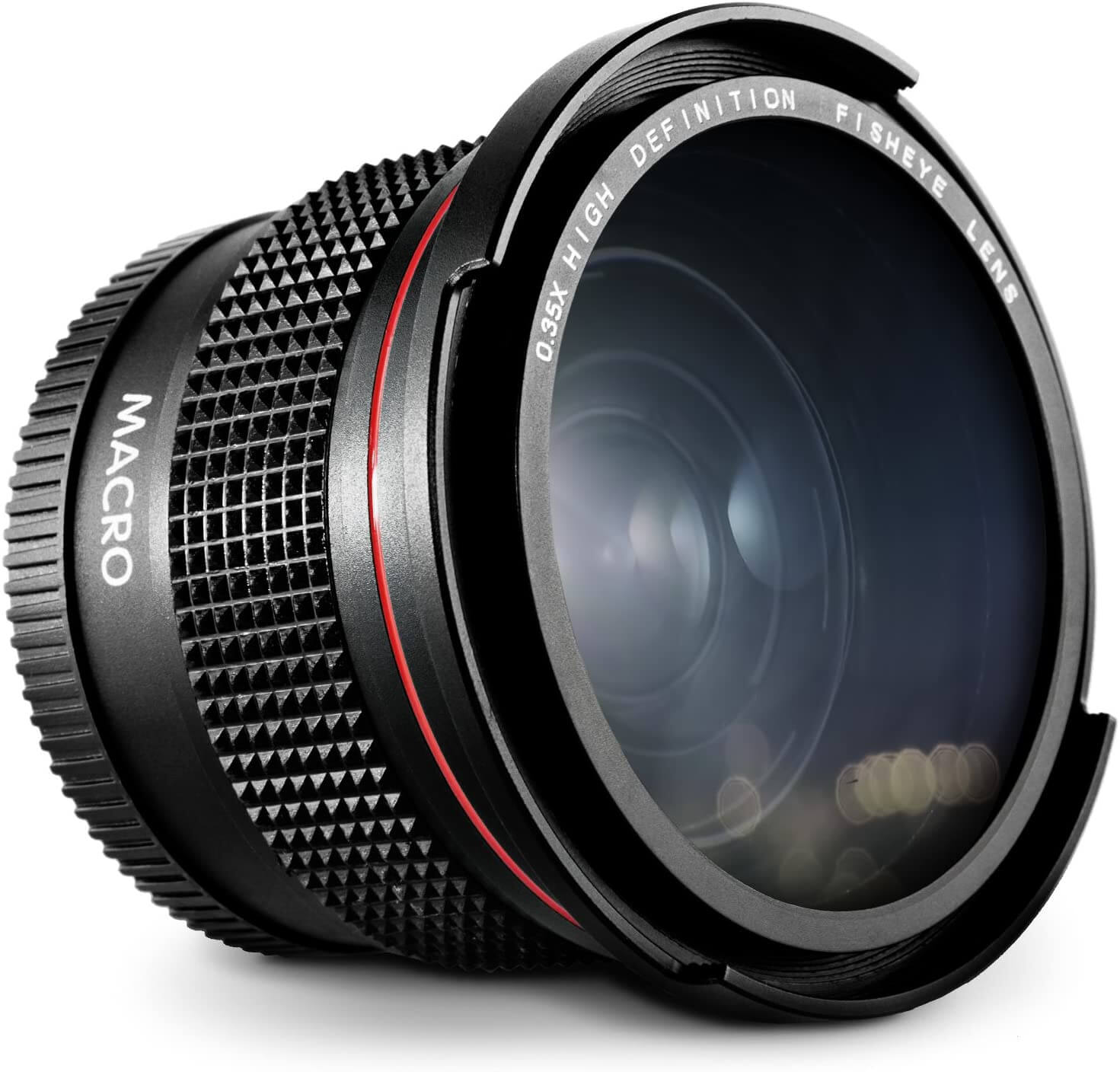 Altura Photo HD Fisheye Wide-Angle Lens