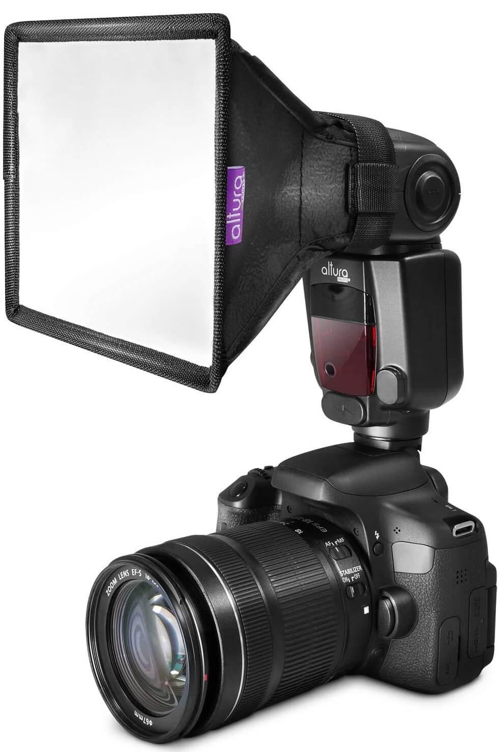 Altura Photo Light Softbox Flash Diffuser