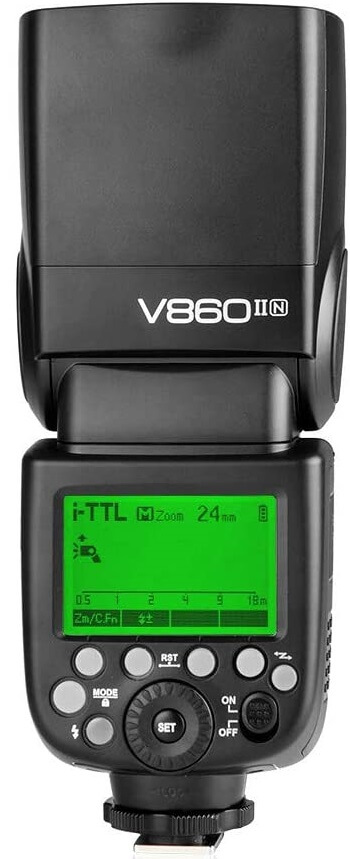 GODOX V860II-N Camera Flashlight