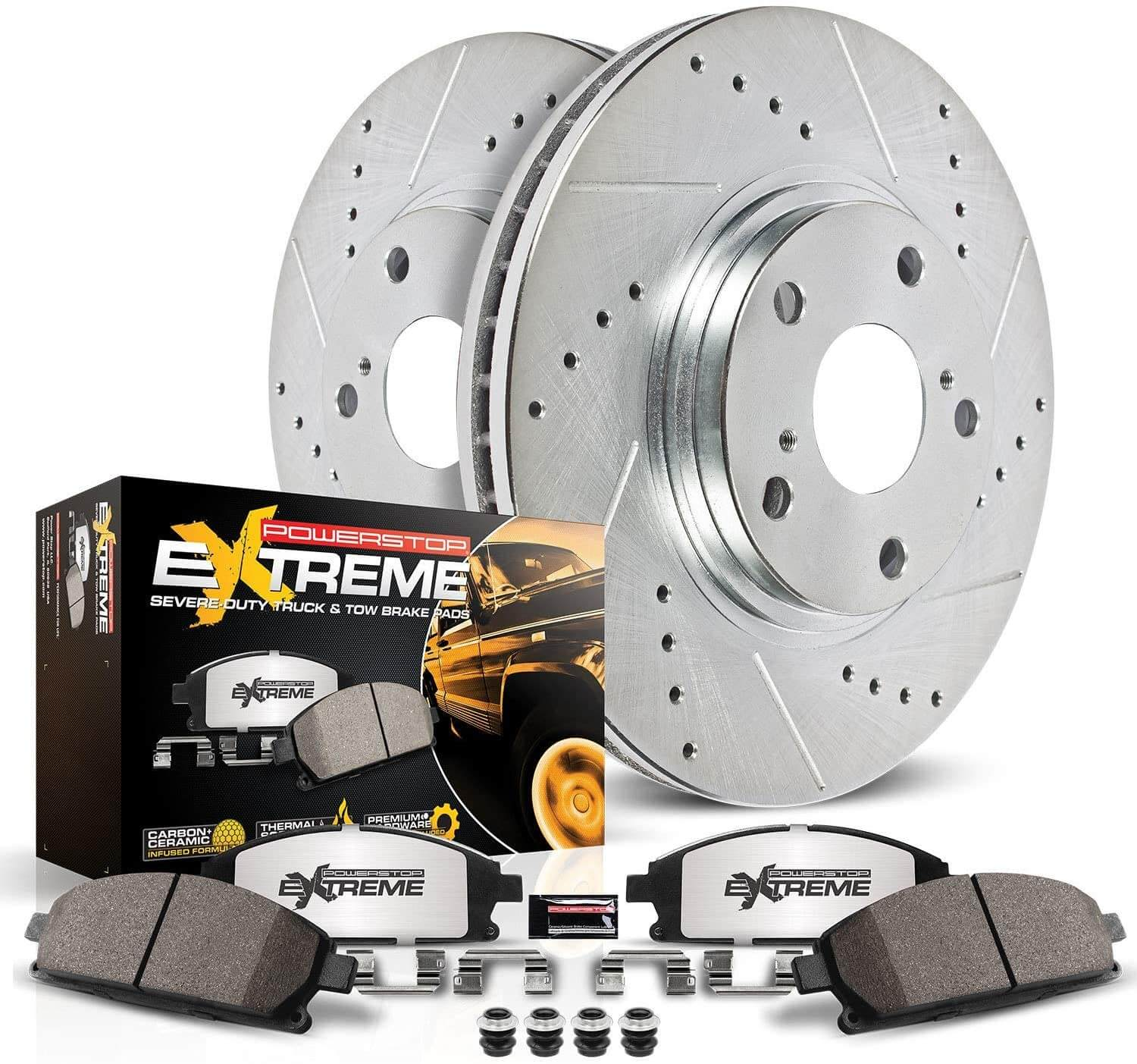 Power Stop K6403 Brake Kit